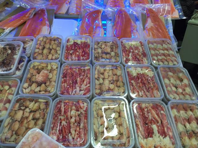 Seafood Castro Chiloe